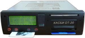 Цифровой тахограф Касби DT-20