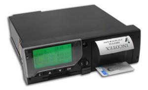 Цифровой тахограф Меркурий ТА-001